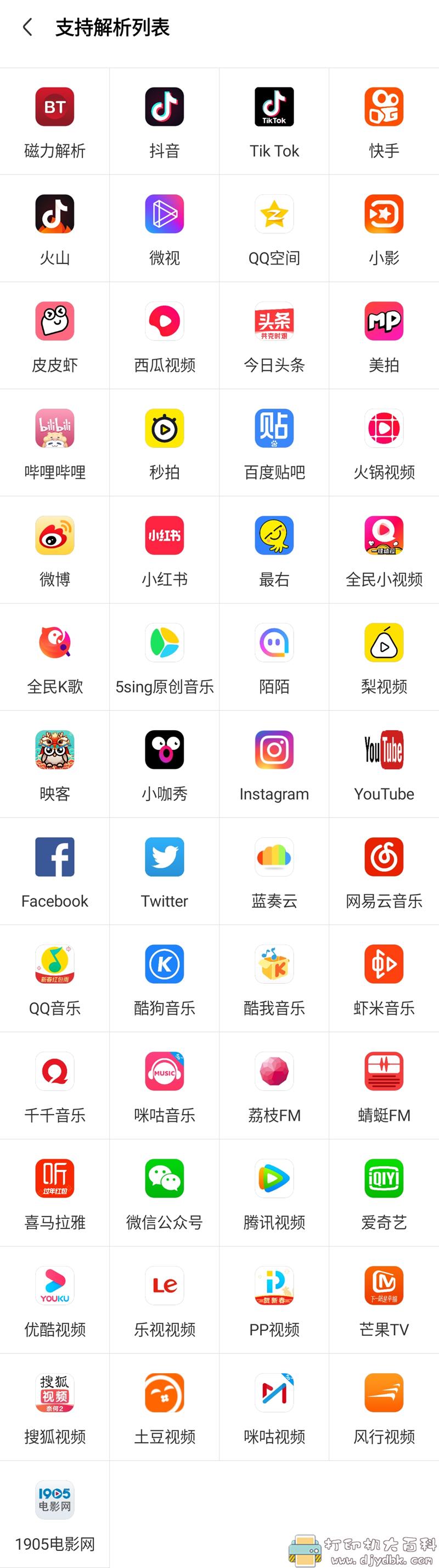 [Android]全能下载神器 – 快下载,支持多平台视频无水印解析下载图片 No.2