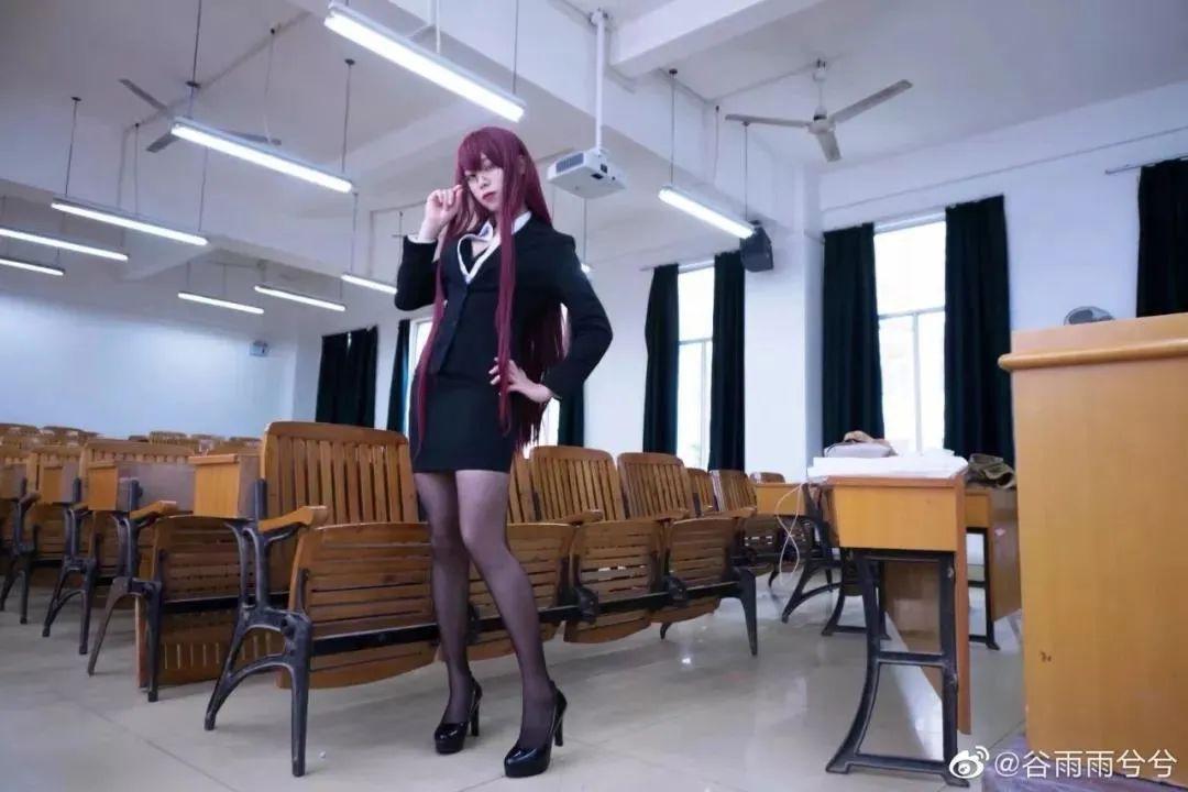 Cosplay—FGO 斯卡哈(@谷雨),你们说,我最近是不是品位越来越高了?_图片 No.6
