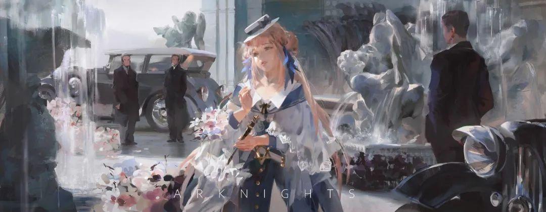 6月2日,日推二次元美图!网格黑丝女王坐在宝座上_图片 No.16