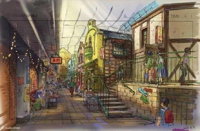 吉卜力主题乐园确定将于2022年开园!_图片 No.1