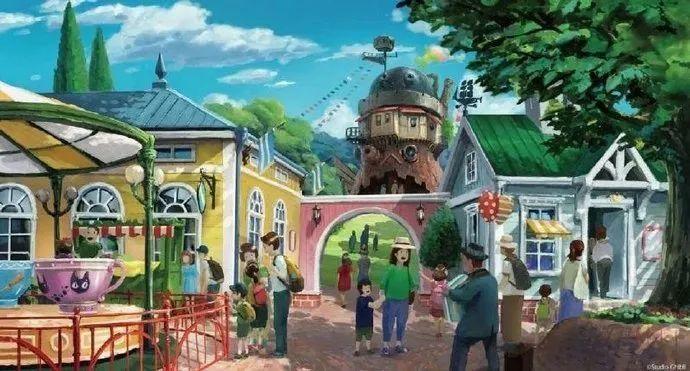 吉卜力主题乐园确定将于2022年开园!_图片 No.2