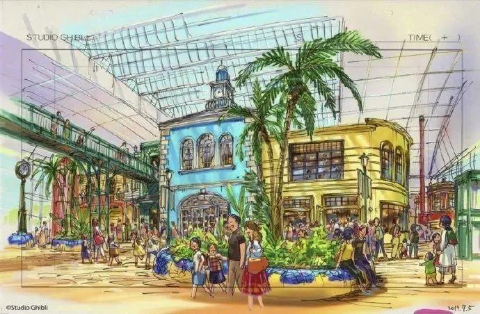 吉卜力主题乐园确定将于2022年开园!_图片 No.8