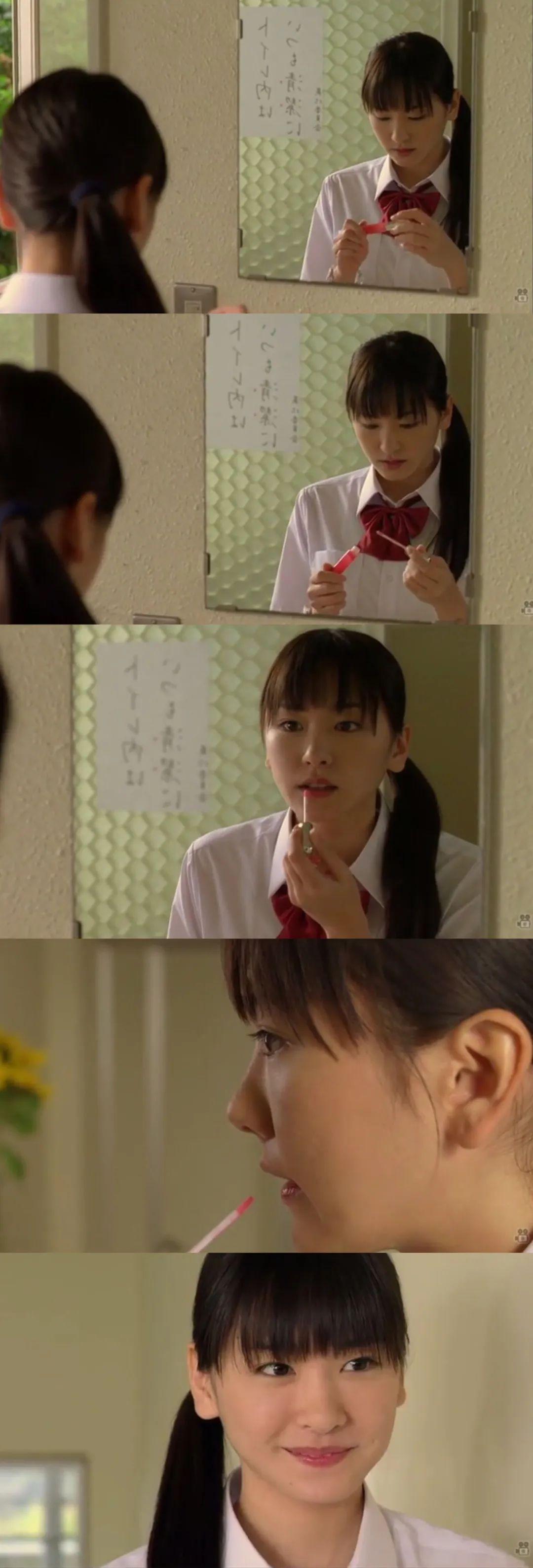 新垣结衣 恋空(2007年)剧情截图,青涩的新垣结衣_图片 No.3
