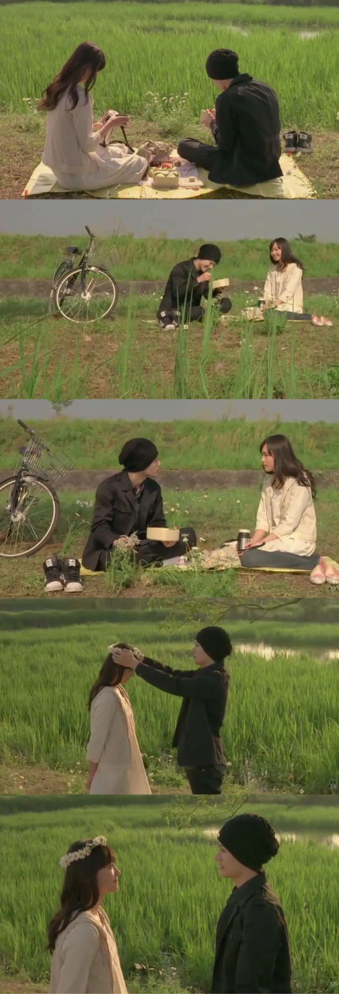 新垣结衣 恋空(2007年)剧情截图,青涩的新垣结衣_图片 No.9