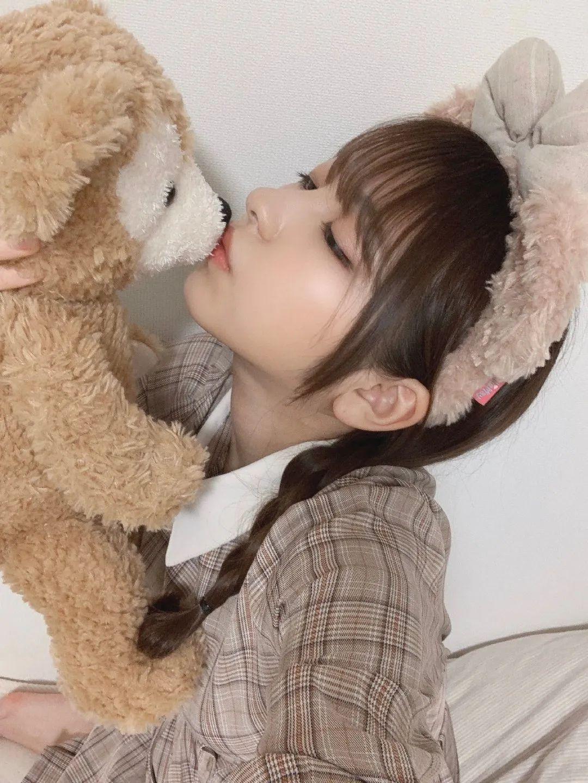 #十味# Twitter美少女:toomi_nico私房照_图片 No.16