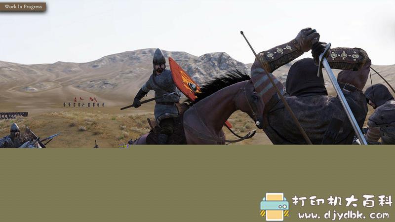 PC游戏分享:骑马与砍杀,最新v1.4.2版|官方中文图片 No.8