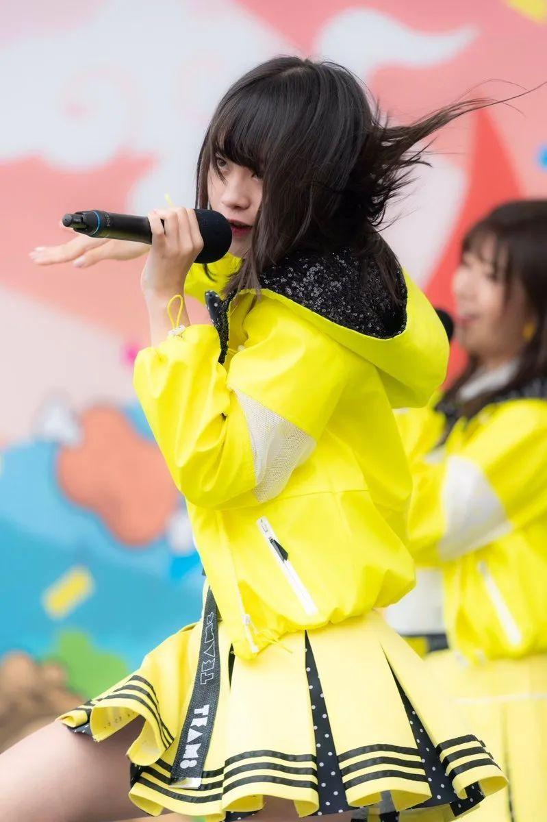 舞台唱跳的小姐姐合集,是心动的感觉!_图片 No.10
