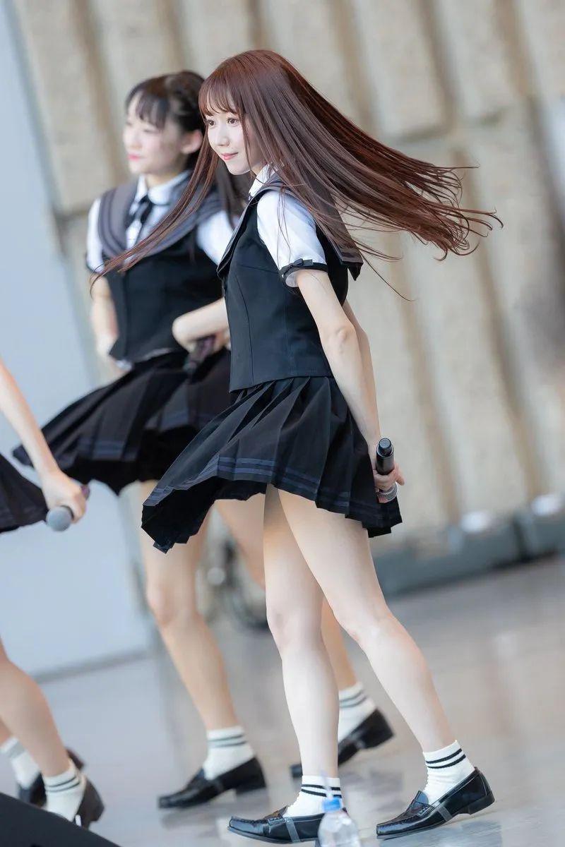 舞台唱跳的小姐姐合集,是心动的感觉!_图片 No.14