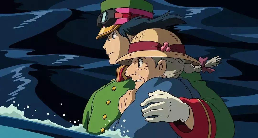 宫崎骏父子合力勇闯戛纳,谈谈这些年这对父子的爱恨情仇。_图片 No.8