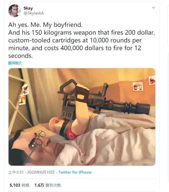 """推特上最近很火的""""女友抱着玩偶,男友孤独睁眼""""图片及衍生创作_图片 No.10"""