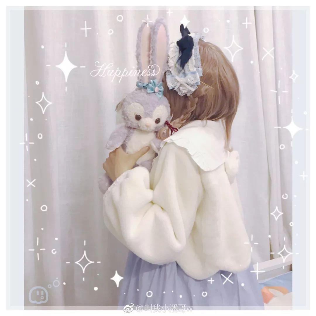 妹子摄影 – Lolita猫耳娘少女,精致的小公主_图片 No.7