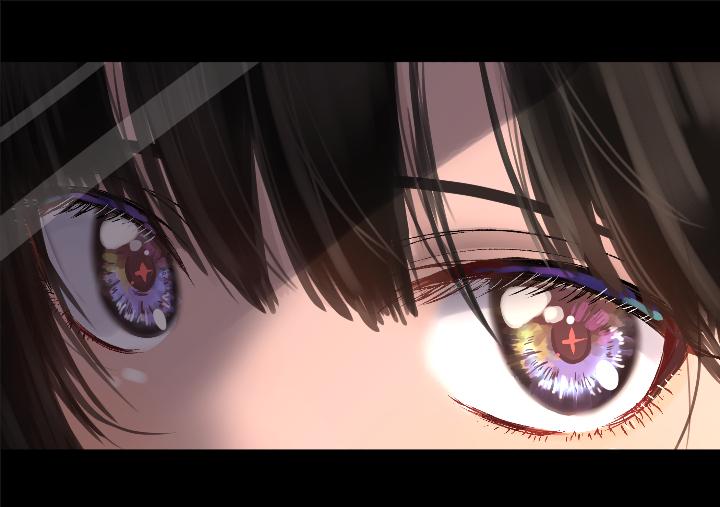 P站美图推荐——美少女的瞳孔 特辑_图片 No.6