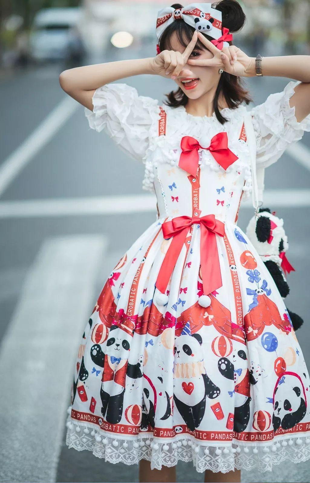 妹子摄影 – 鬼马精灵Lolita女孩@-谢安然-外出旅拍_图片 No.2