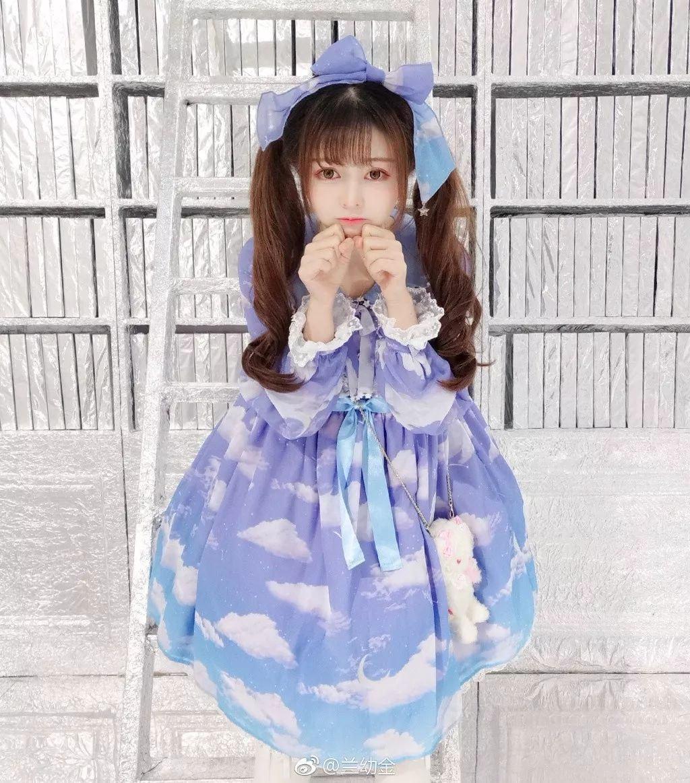 妹子摄影 – 双马尾lolita少女@@兰幼金,可可爱爱_图片 No.5