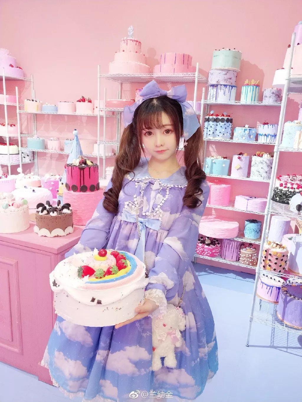 妹子摄影 – 双马尾lolita少女@@兰幼金,可可爱爱_图片 No.11