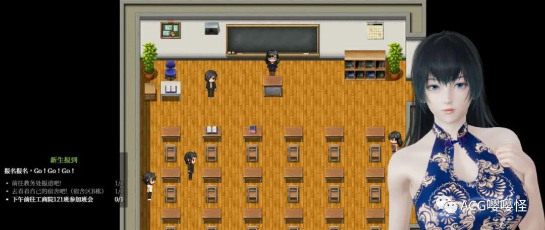 游戏 – 【国产RPG/全动态/CV】逆命·REVERSE FATE V1.2【安卓+PC】官方中文步兵版【更新/4G】_图片 No.2