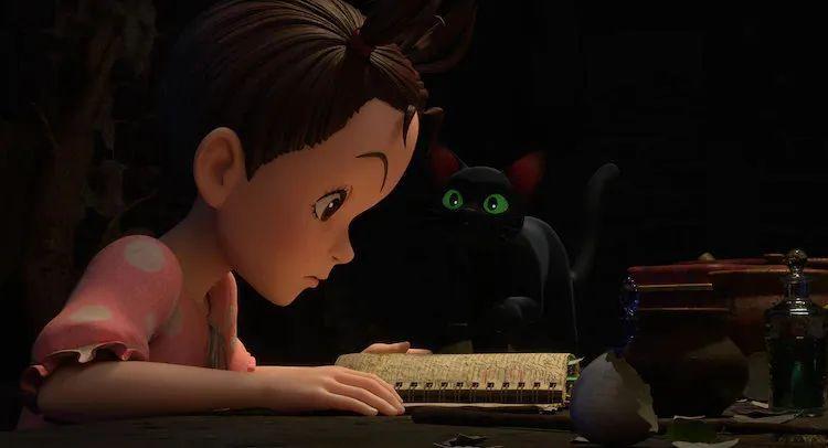 吉卜力3DCG动画《阿雅与魔女》剧照公布,将于2020年冬天播出。_图片 No.6