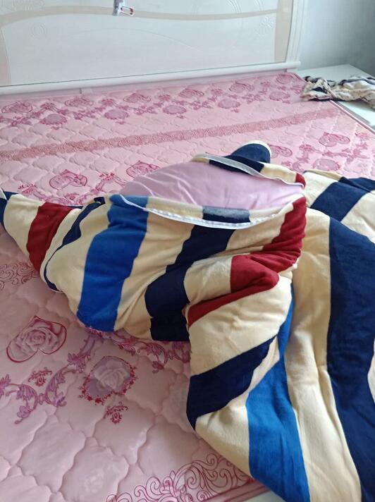 终于把床上用品冬天装备换成了夏天的凉席图片 No.1