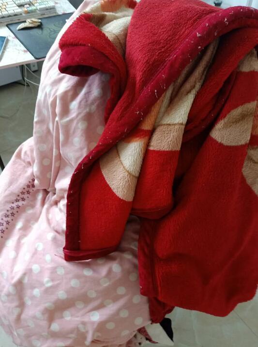 终于把床上用品冬天装备换成了夏天的凉席图片 No.2