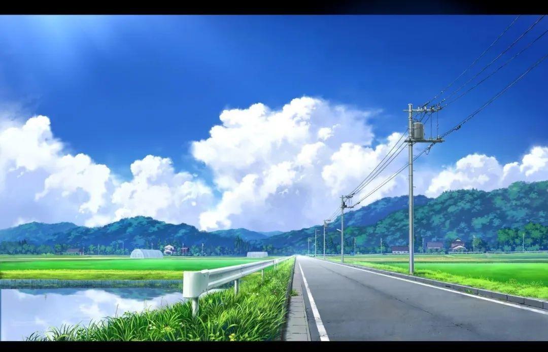 6月27日,日推P站二次元美图!超美的动漫风景与美少女_图片 No.4
