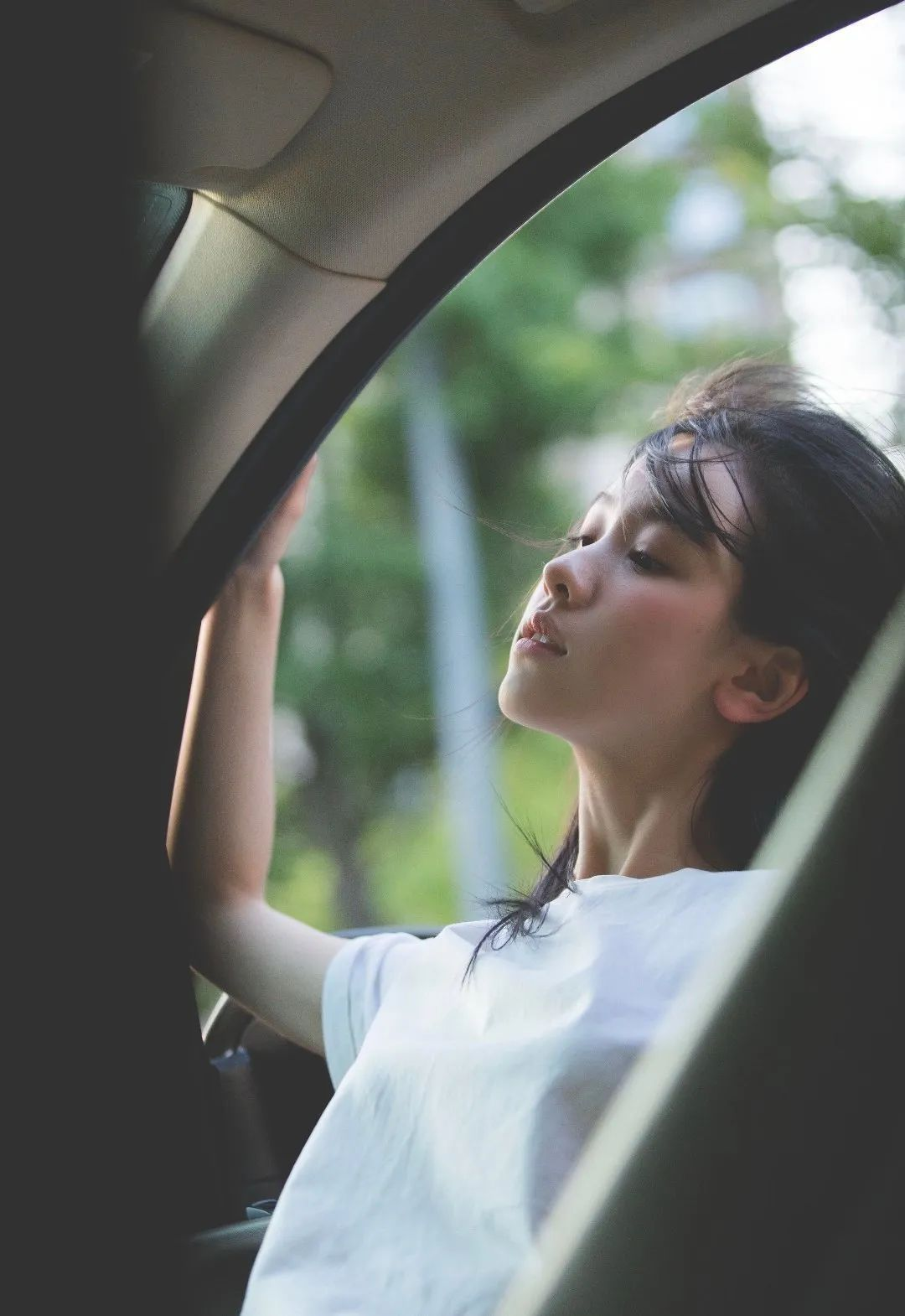 妹子写真 – 理想型的学姐学妹:周也、陈都灵小姐姐_图片 No.3