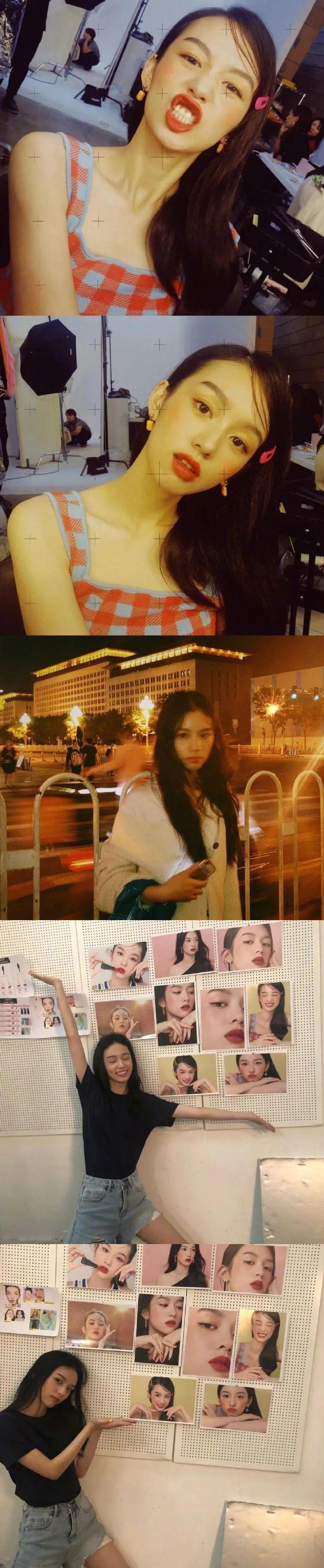 妹子写真 – 理想型的学姐学妹:周也、陈都灵小姐姐_图片 No.17