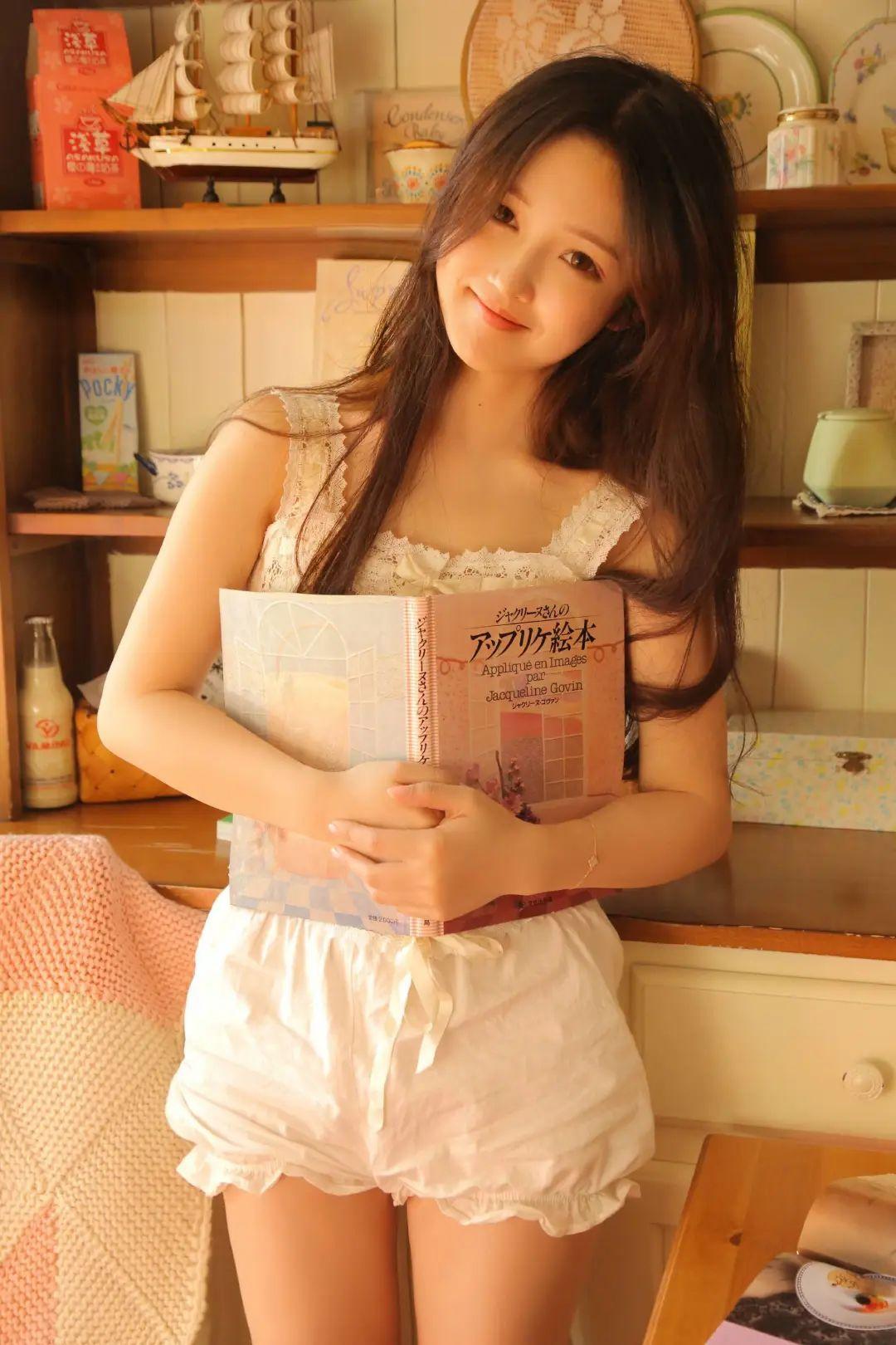 少女写真 – 连衣裙清纯可爱美少女_图片 No.6