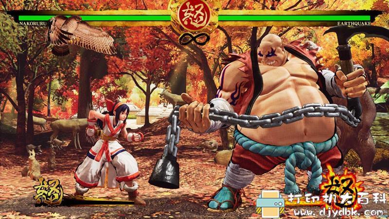 PC格斗游戏分享:《侍魂 晓》PC学习版图片 No.3