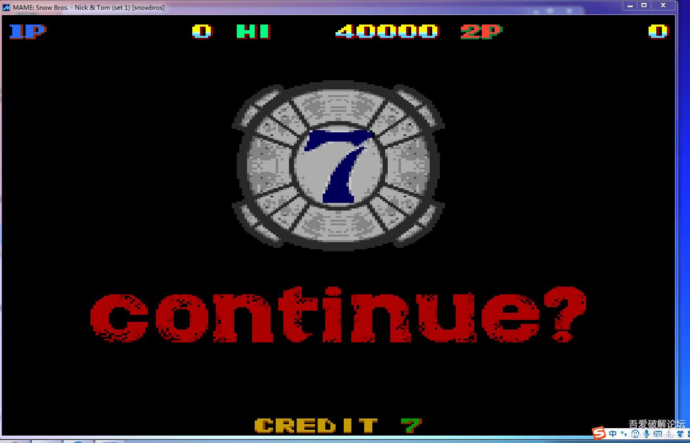 PC休闲小游戏:雪人兄弟,很有趣味,喜欢的拿走 配图 No.4