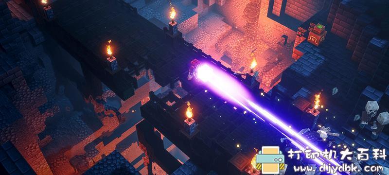 PC游戏分享 – 我的世界:地下城 天翼云极速下载 配图 No.3