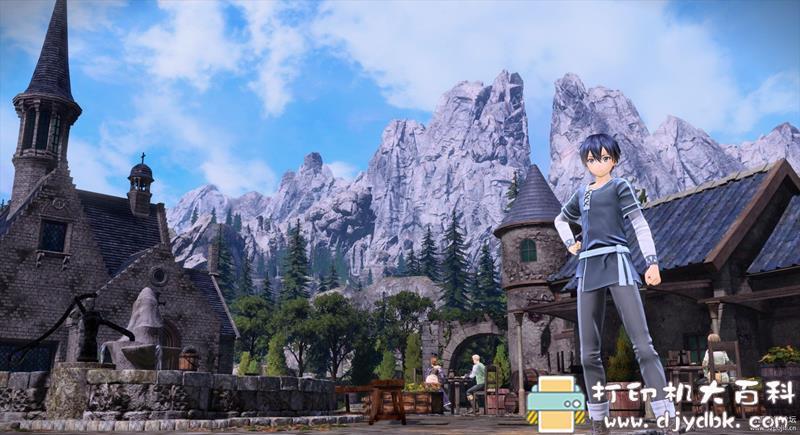 PC日系RPG游戏:《刀剑神域:彼岸游境(SAO: Alicization Lycoris)》豪华版 免安装 配图 No.4