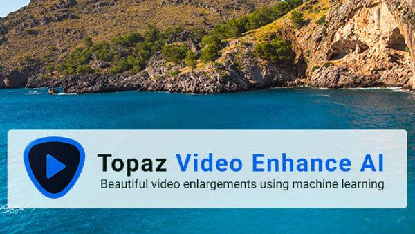 [Windows]视频无损放大_AI智能放大软件:Topaz Video Enhave AI 1.3.8全新特别版 配图