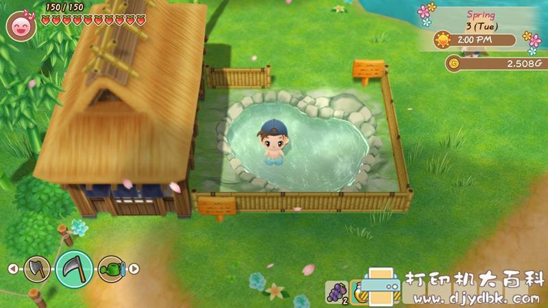 PC游戏分享:【steam价值¥280新游】《牧场物语:重聚矿石镇》中文免安装版 配图 No.2
