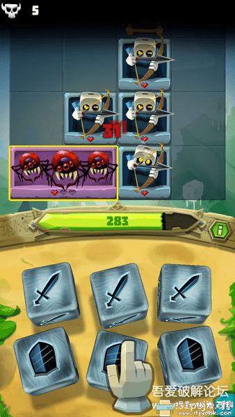 精选3款安卓游戏分享:死神v10.2.0+企鹅岛v1.23.1+骰子猎人v4.4.0 配图 No.11