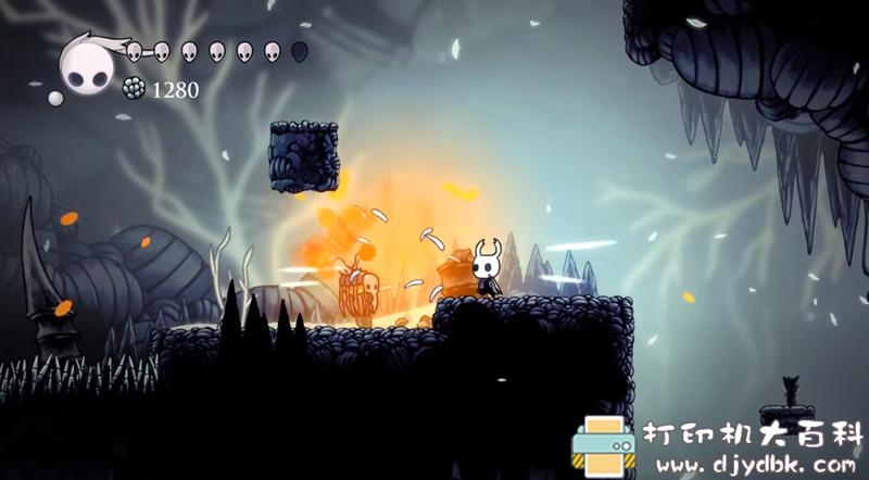 PC高评分游戏分享 Hollow Knight[空洞骑士] 配图 No.4