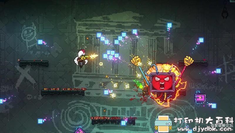 PC游戏分享:Rougelike横版地牢 霓虹深渊 Neon Abyss 学习版,好评如潮 配图 No.1