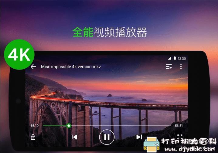 [Android]万能视频播放器! X Player v2.1.8.1直装高级版 配图 No.1