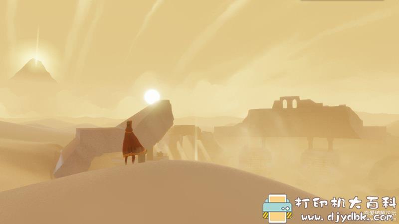 PC游戏分享:《风之旅人(Journey)》 配图 No.4