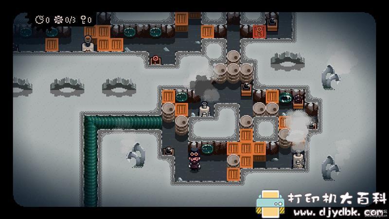 PC休闲游戏分享:《疯狂时代和这家伙》免安装中文版[炸弹人+推箱子] 配图 No.6