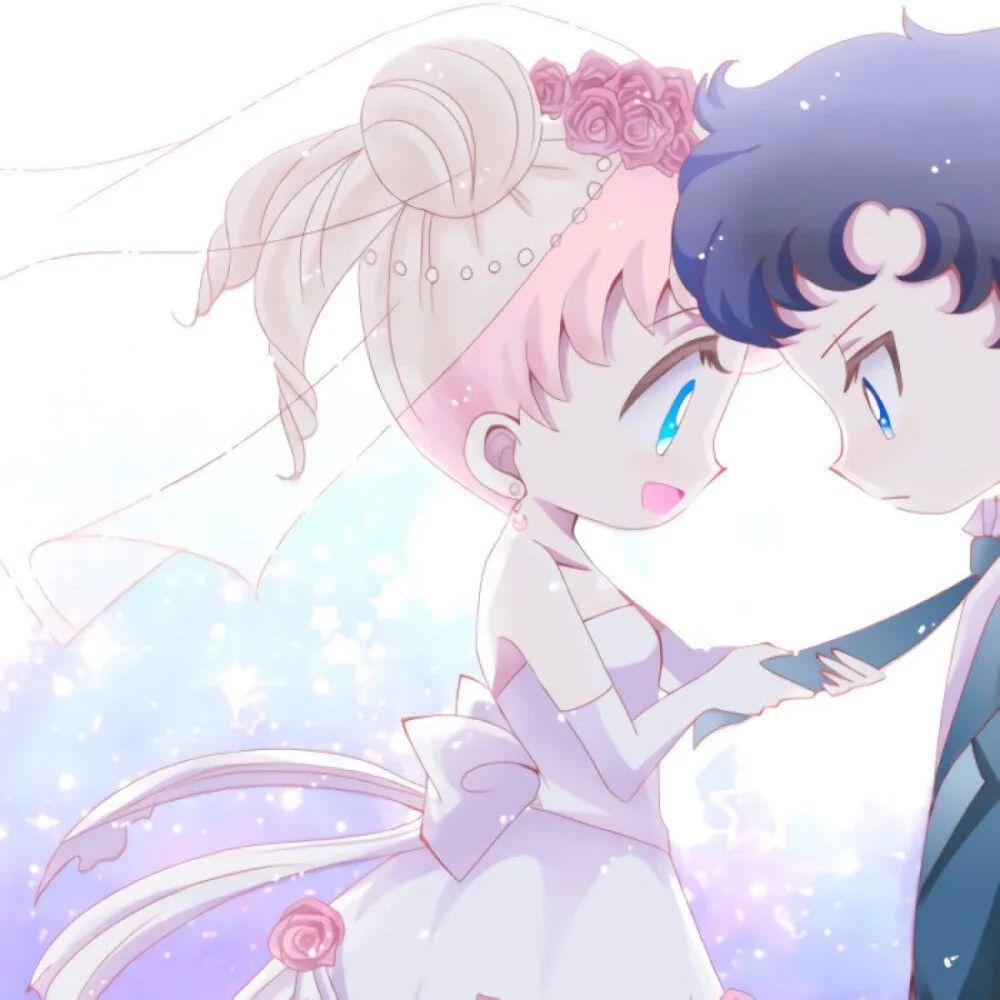 一组超nice的动漫情侣头像,请签收 - [leimu486.com] No.2