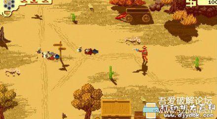 PC游戏分享:像素类西部牛仔风格游戏-Westerado(西部正义)中文版 配图 No.2