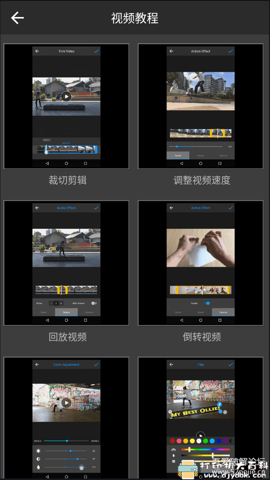 [Android]威力酷剪 ActionDirector Video Editor 3.7.0 中文多语免费版 配图 No.3