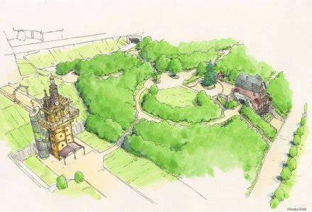 迪士尼慌不慌?吉卜力官方主题公园举行开工仪式,预计2022年开园!_图片 No.8