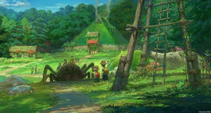 迪士尼慌不慌?吉卜力官方主题公园举行开工仪式,预计2022年开园!_图片 No.13
