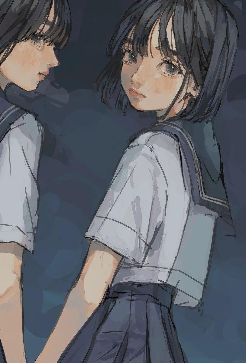 7月28日,日推P站二次元美图!这些少女们太华丽啦_图片 No.29