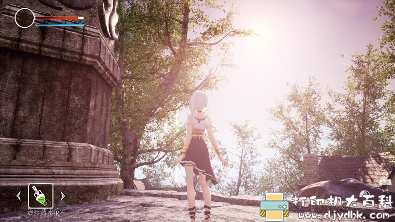 PC日系3D画风游戏分享:Light.Tracer.2 v4.24.1 配图 No.2