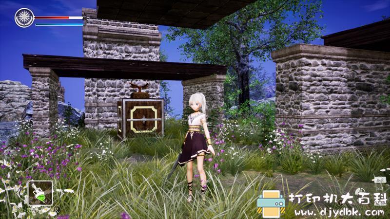 PC日系3D画风游戏分享:Light.Tracer.2 v4.24.1 配图 No.3