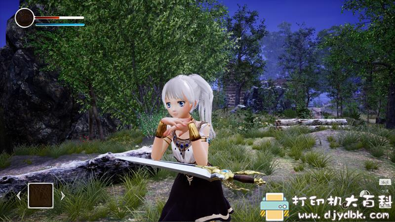 PC日系3D画风游戏分享:Light.Tracer.2 v4.24.1 配图 No.5