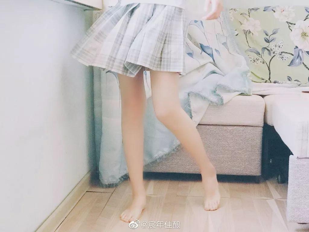 妹子摄影 – JK制服白白白少@@宸年佳酿_图片 No.6