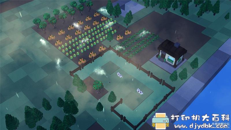 PC游戏分享:《桌面农场》上班摸鱼小游戏 配图 No.1